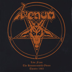 Venom - Live From The Hammersmith Odeon 1985