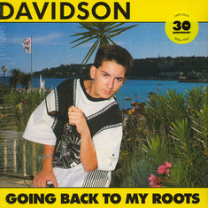 Davidson - Going Back To My Roots Yellow Vinyl Edition