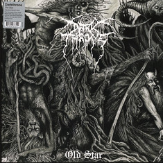Darkthrone - Old Star Black Vinyl Edition