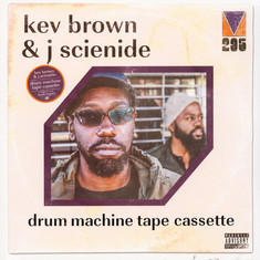 Kev Brown X J Scienide - Drum Machine Tape Cassette