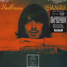Neal Francis - Changes Black Vinyl Edition