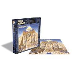 Iron Maiden - Powerslave (500 Piece Jigsaw Puzzle)