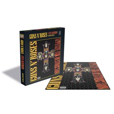 Guns N' Roses - Appetite For Destruction 2 (500 Piece Jigsaw Puzzle)