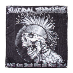 Suicidal Tendencies - Still Cyco Punk Wall Banner