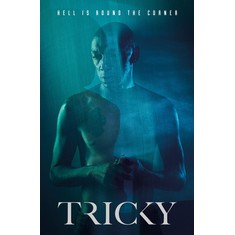 Tricky - Hell Is Round The Corner - The Unique No-Holds Barred Autobiography Paperback Edition